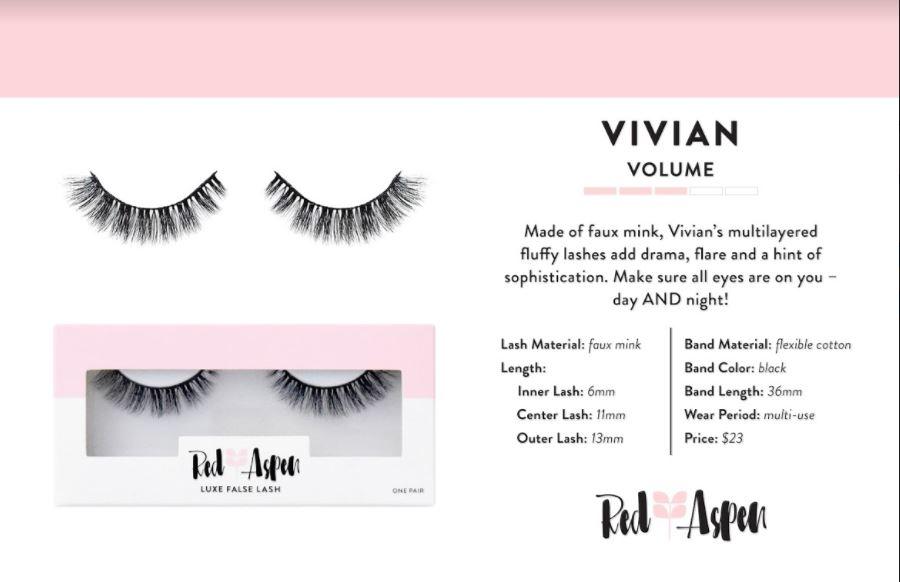 Spec Sheet Vivian -