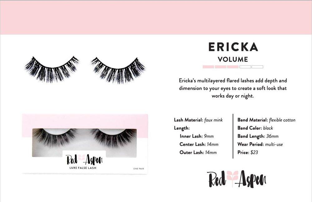 Ericka Spec Sheet -
