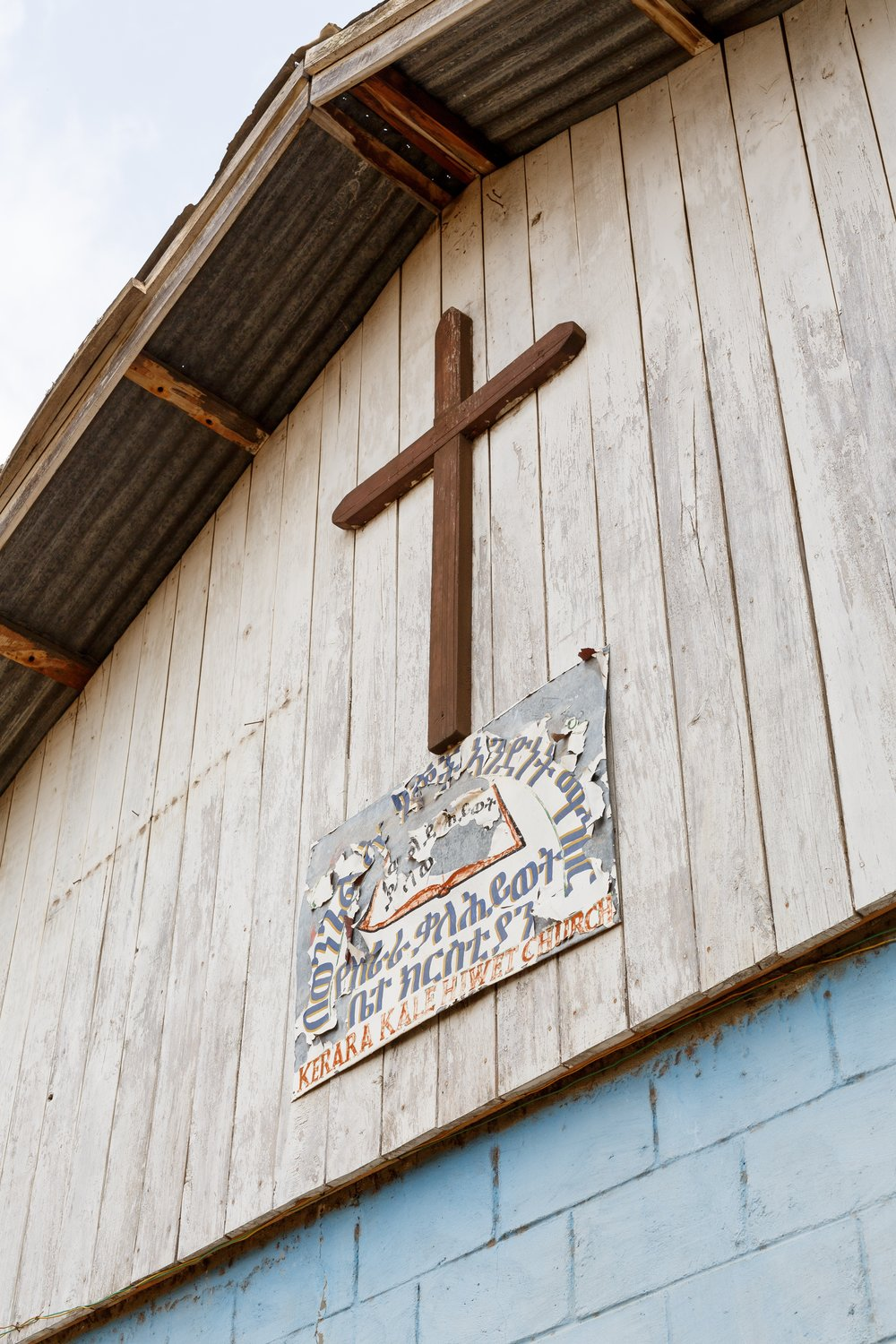 PERSECUTED CHURCH -