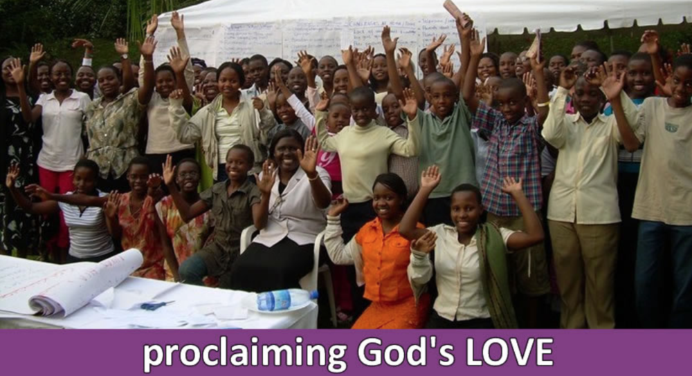 Diocese of Uganda's Website