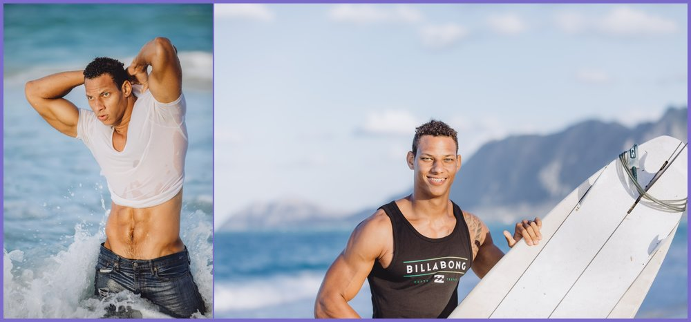 Fitness model on the beach - oahu fitness photographer - ketino photography.jpg