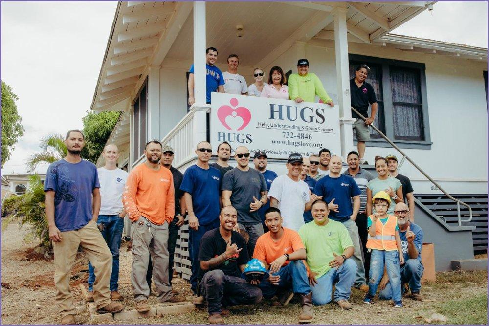 HUGS Foundation - Volunteer Event - Honolulu, Oahu, Hawaii - Ketino Photography - Hawaii Branding Photogragrapher.jpg
