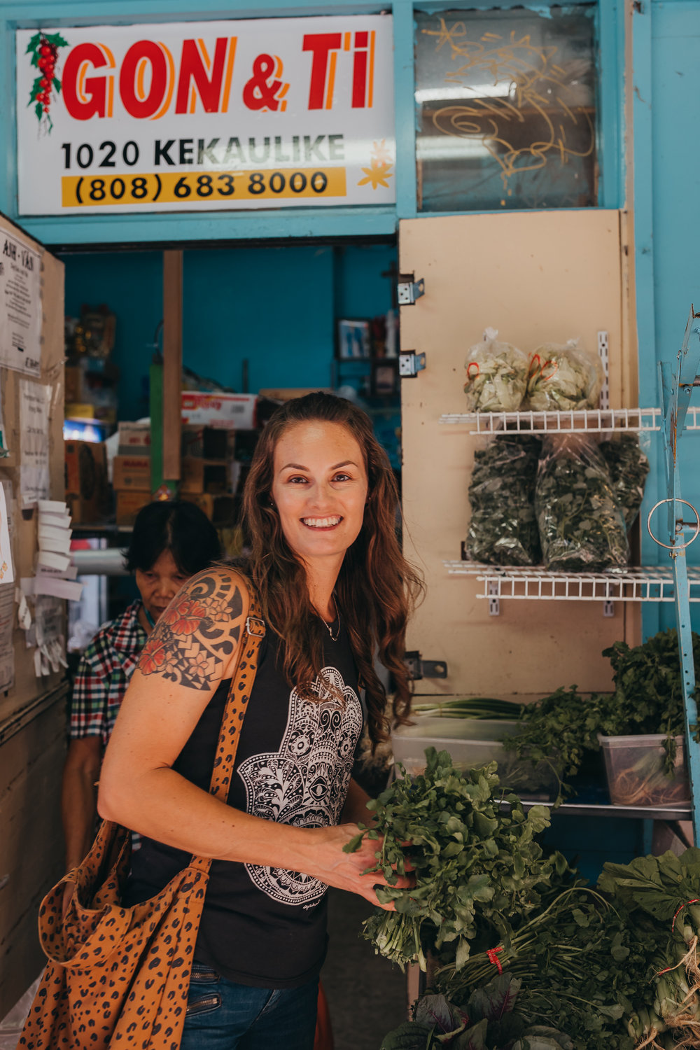 Meet Chef Sarah, the owner of The HealthyLocavore blog and a recent Hawaii transplant from the Bay Area -