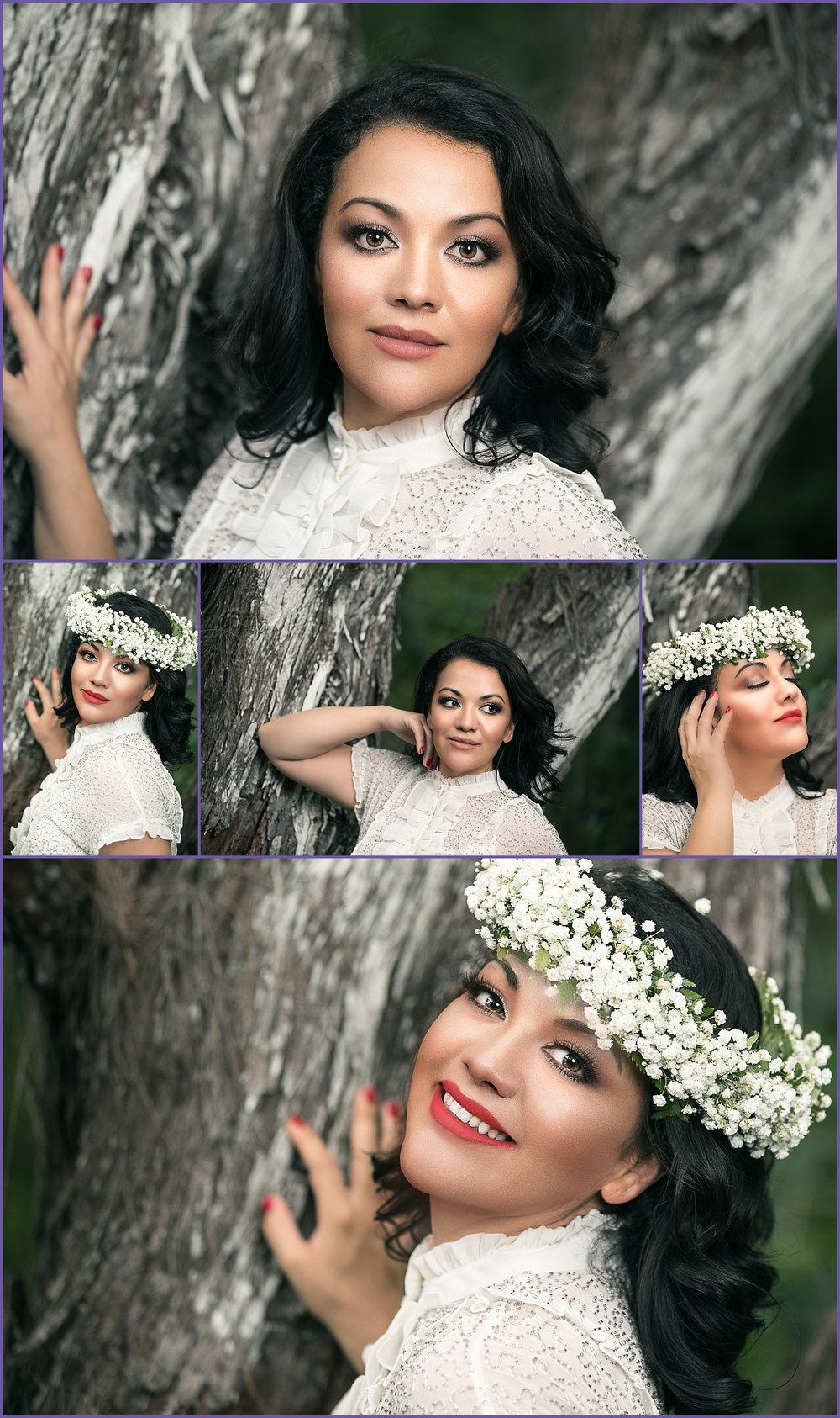 Before and after makeover - Hawaii glamour photographer - Honolulu beauty photographer - Sarai Espinoza mua