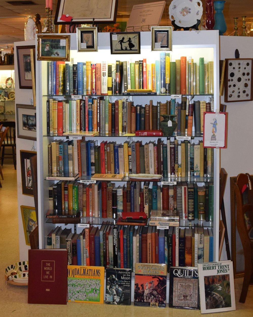 Wonderful Assortment of Unique Books