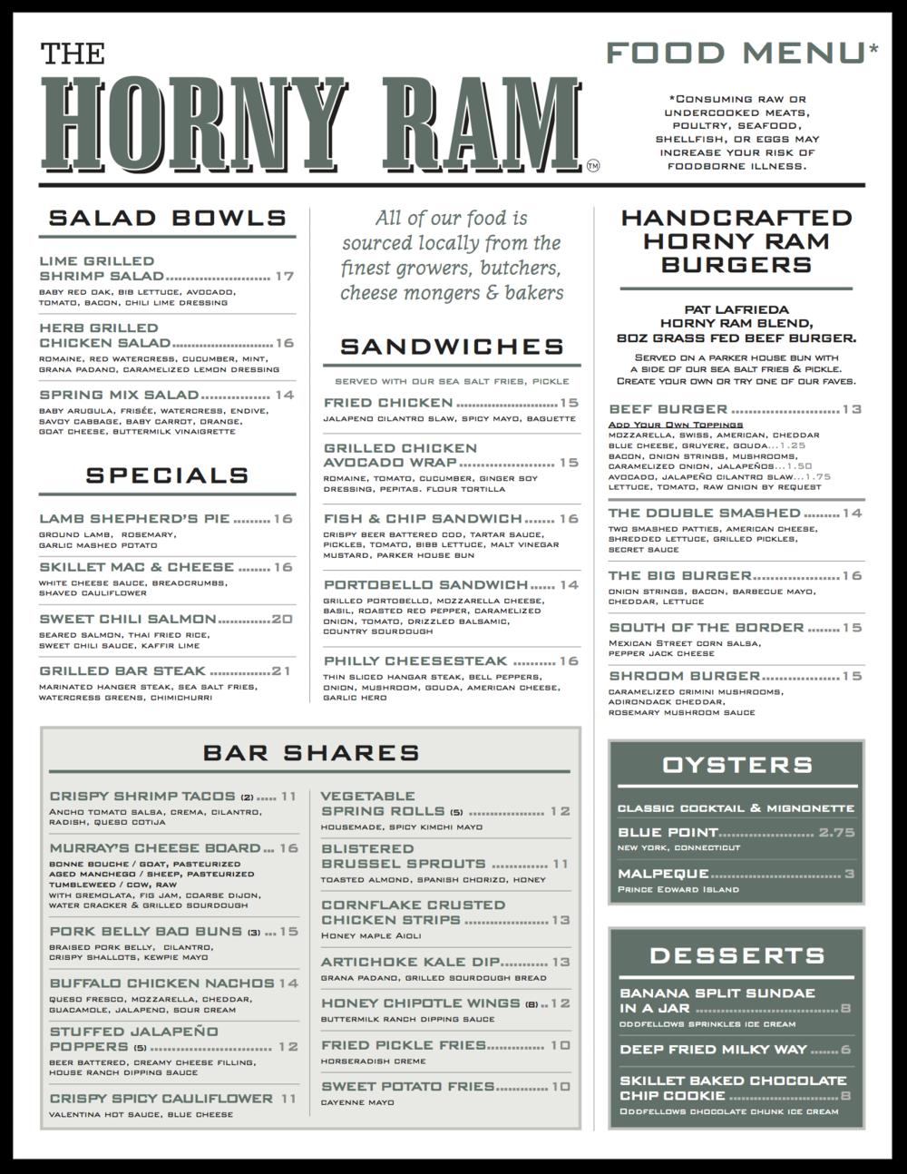 horny-ram-menu