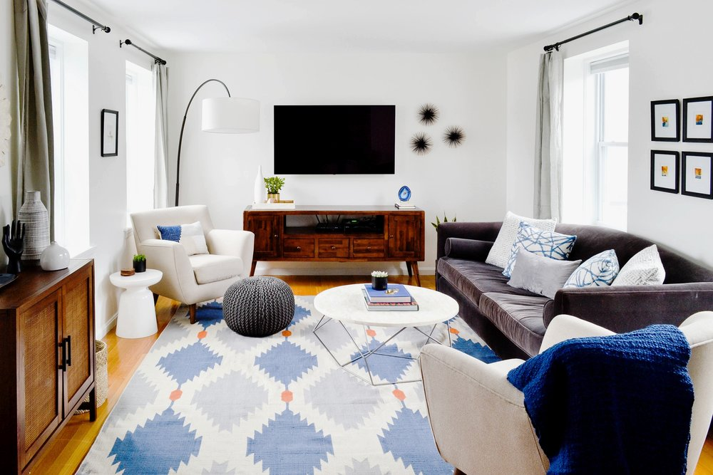 Pearl Street Project Midcentry Modern living room full view.jpg