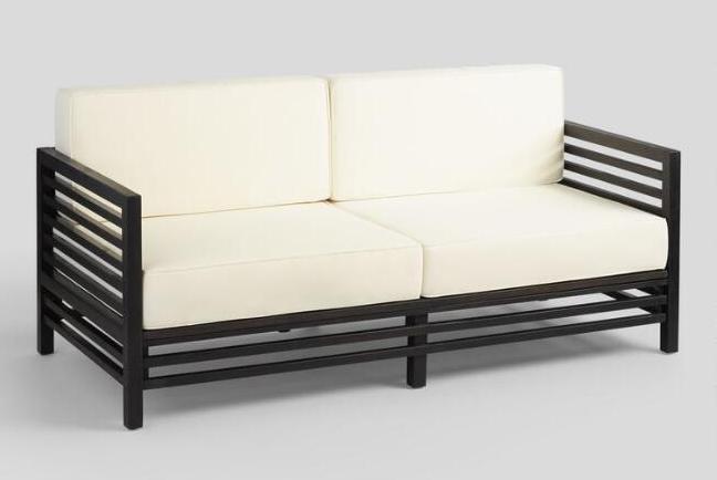World Market Praiano Outdoor Couch