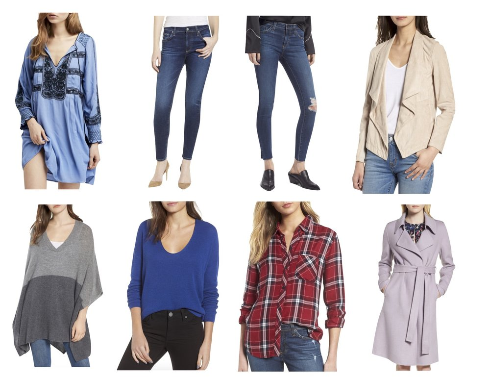 Gray Oak Studio - 2018 Nordstrom Anniversary Sale Women's Clothes Roundup