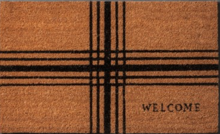 Gray Oak Studio - Hearth and Hand Welcome Mat