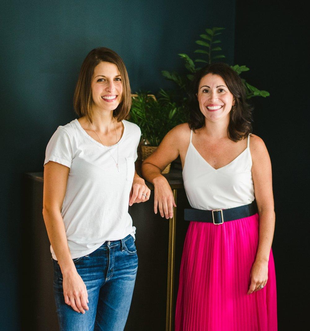 Gray Oak Studio - Leah and Sonia Founders and Principal Designers
