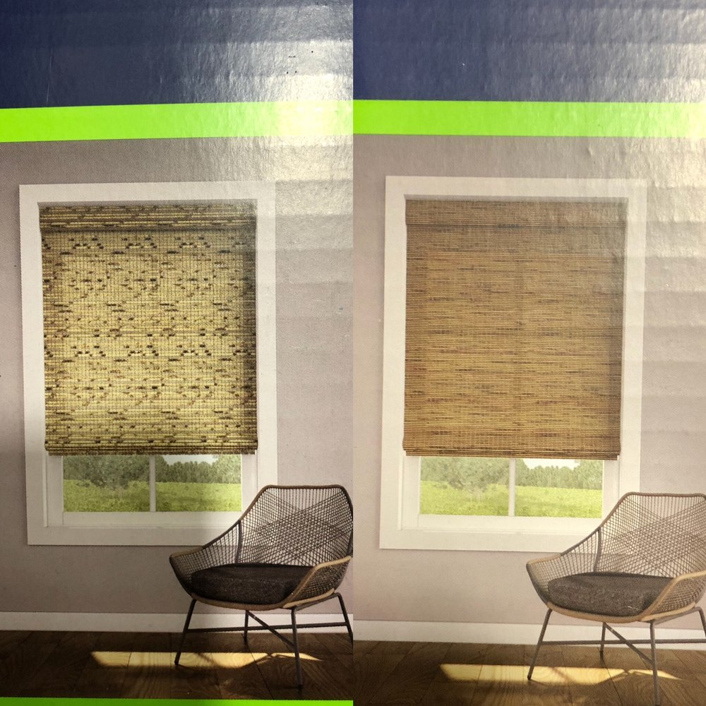 Gray Oak Studio - 2 Days 200 Dollars Challenge - Window Treatment
