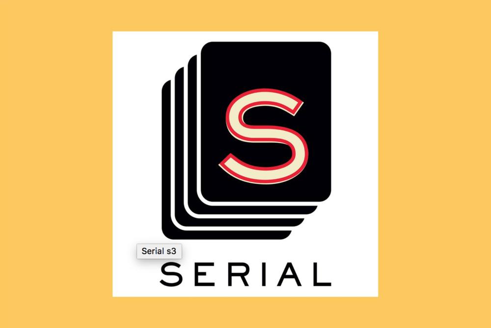 Gray Oak Studio - Wednesday Five - Best Podcasts - Serial Season 3