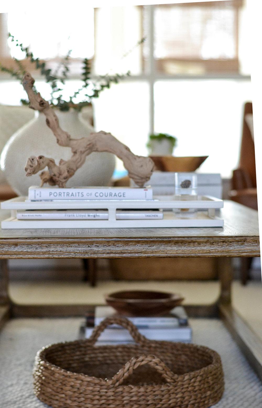 Gray Oak Studio - Lowell Project Living Room