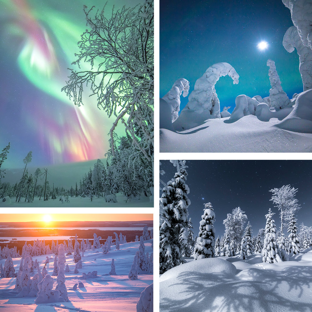 LAPLAND PHOTO WORKSHOP - WINTER WONDERLAND - Jan 13th-18th 2020Photography workshops in Lapland offers untouched winter landscapes to discover!