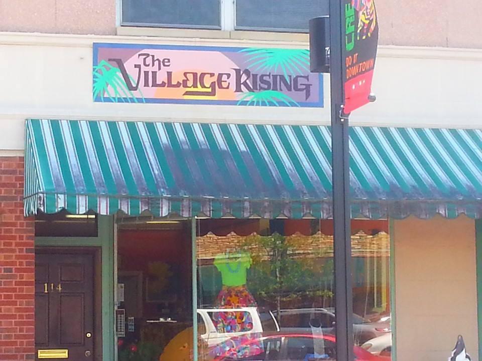 village-rising