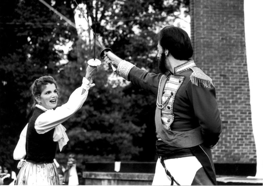1992 - Much Ado About Nothing (Denice Hicks and Mark Cabus)