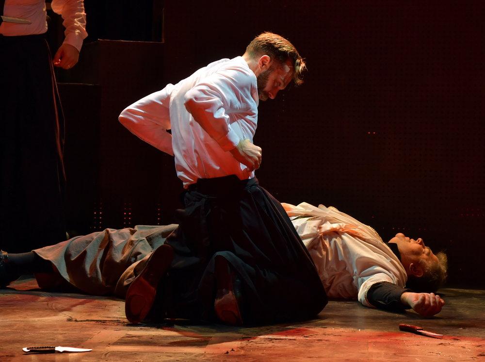 Brutus and Caesar Assasination.jpg