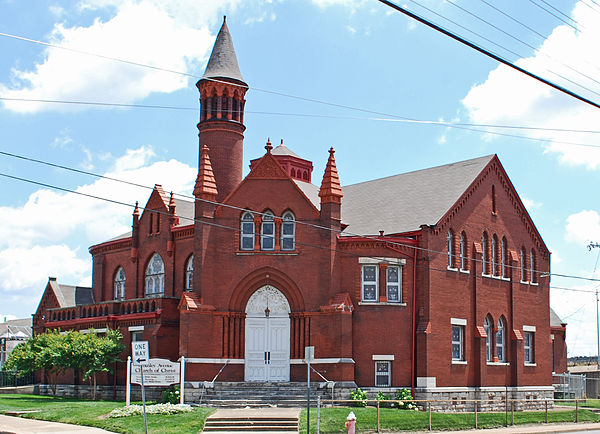 Historic Lindsley Avenue Church