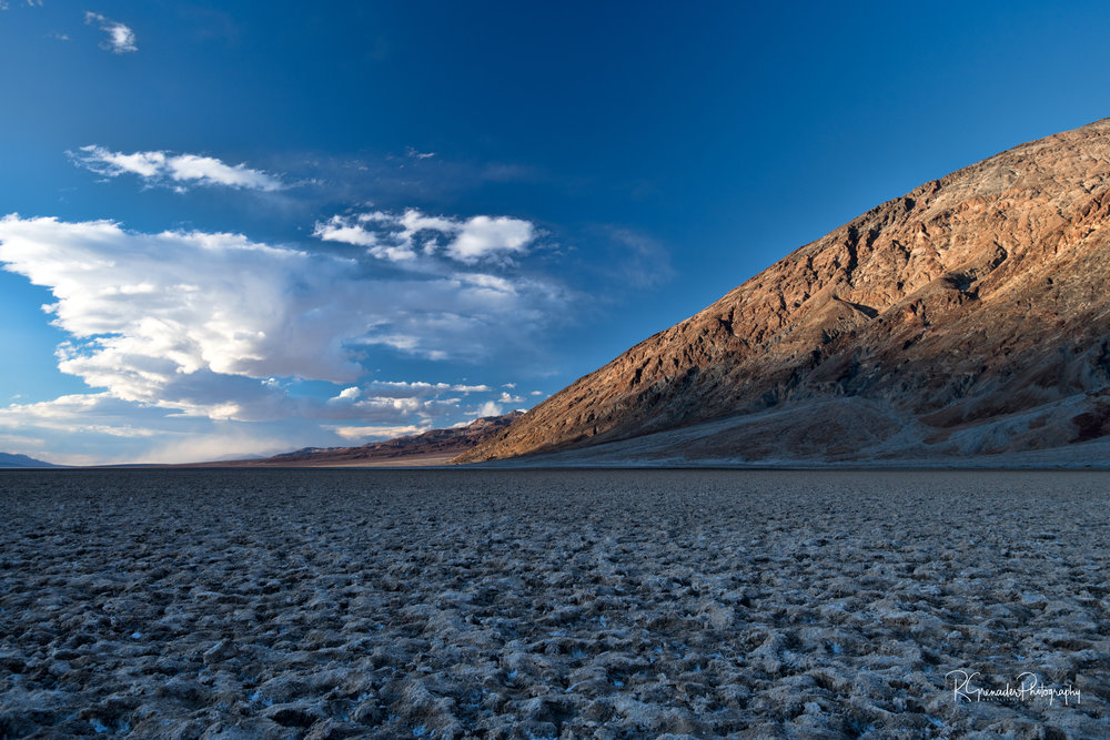 Badwater Death Valley, Ca