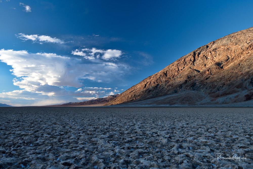 Badwater Death Valley, Ca