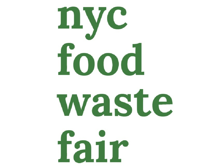 NYC Food Waste Fair