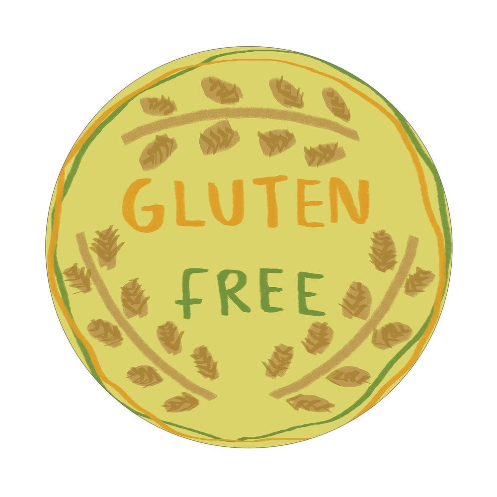 Glutenfreesticker
