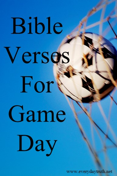 Game Day Verses