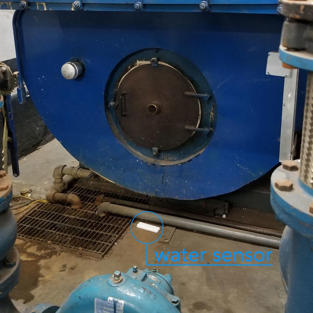 Boiler Room Sensor