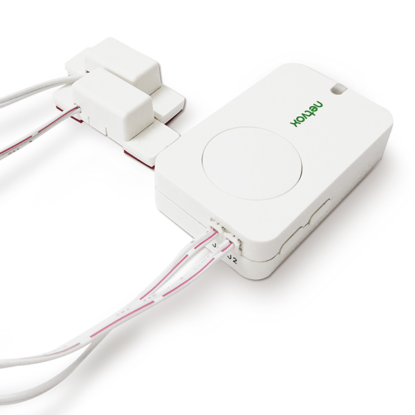 Dual-probe water leak detector - Wireless water alerts with battery life up to 5 years