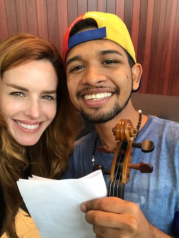 @WuillyArteaga  músico Venezolano