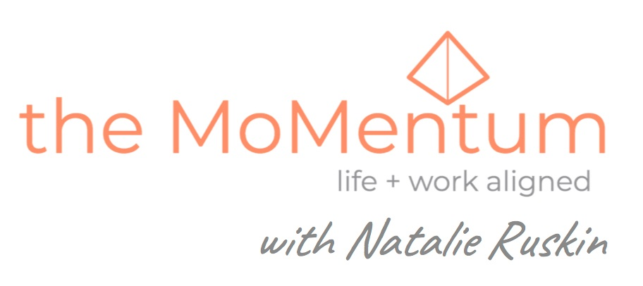 The MoMentum with Natalie Ruskin
