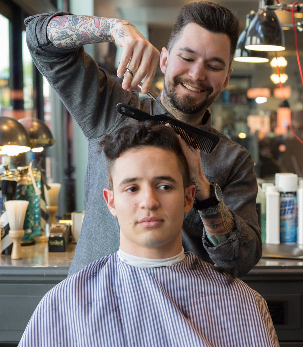 Anthony The Barber