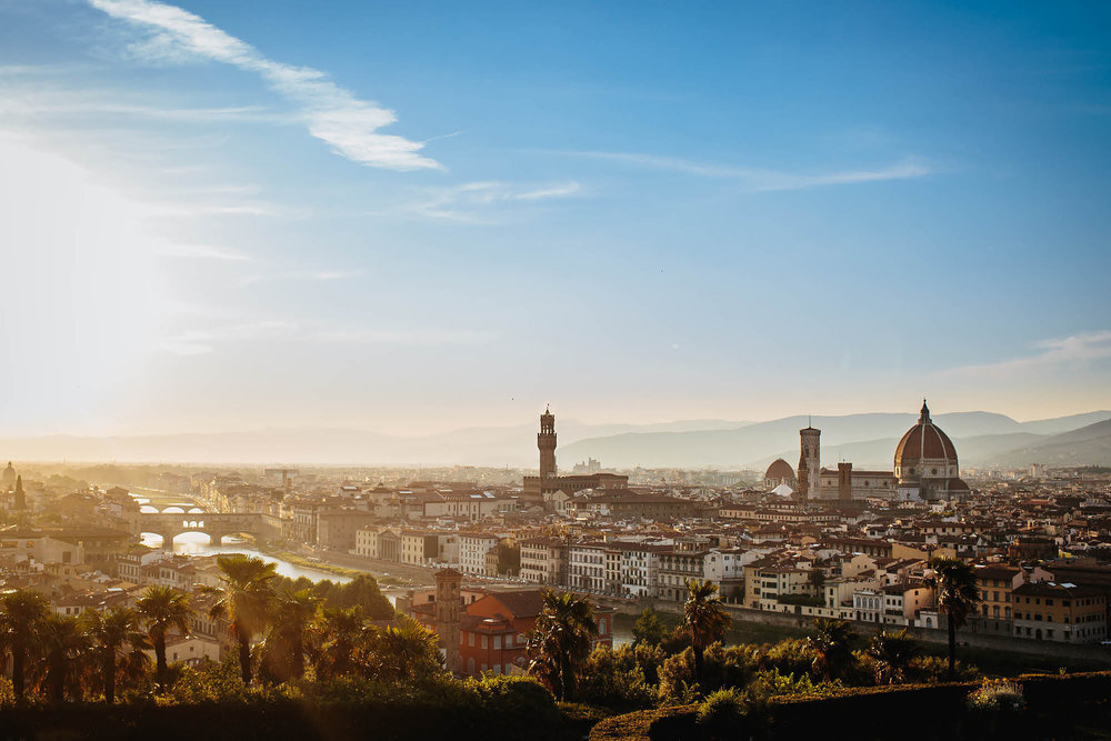 Florence By Day