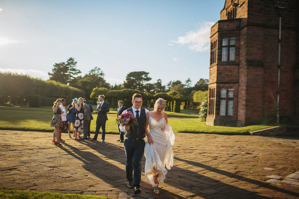 Wedding at Thornton Manor Cheshire