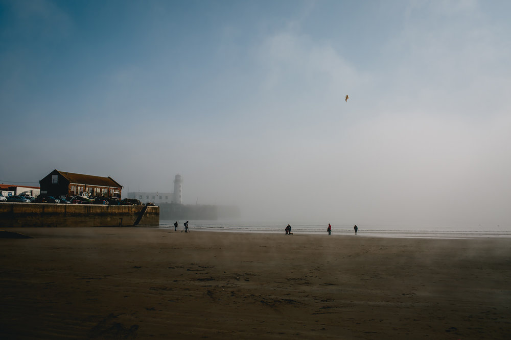 Scarborough In The Fog