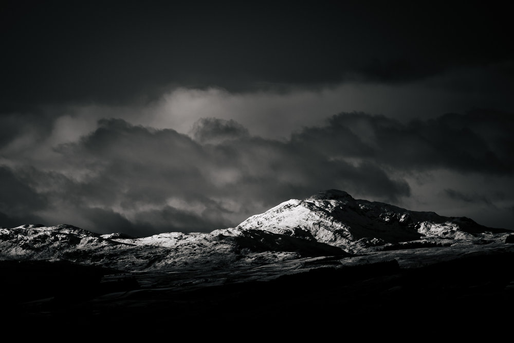Perthshire Mountains