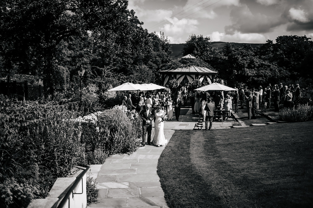 A wedding at Gibbon Bridge Hotel Lancashire