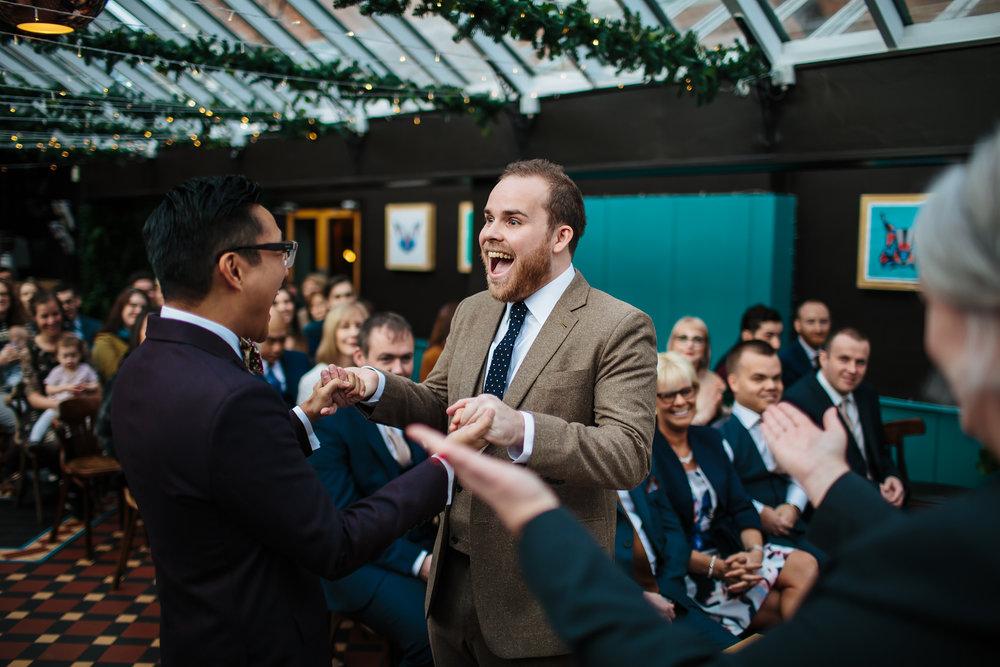 The Faversham Leeds Wedding Photographer in Yorkshire