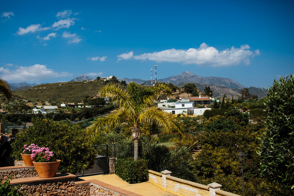 Cortijo Maria Luisa Nerja Spain Destination wedding photographer