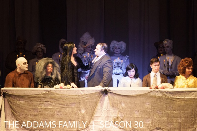 Season 30 | THE ADDAMS FAMILY: THE MUSICAL