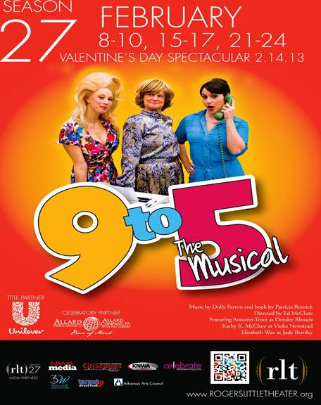 Season 27 | 9 to 5: THE MUSICAL