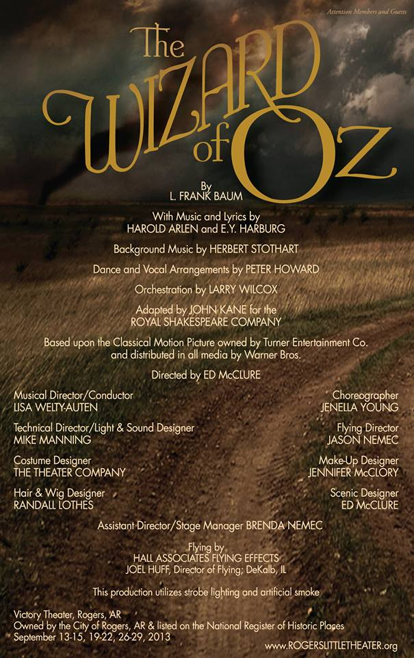 Season 28 | THE WIZARD OF OZ