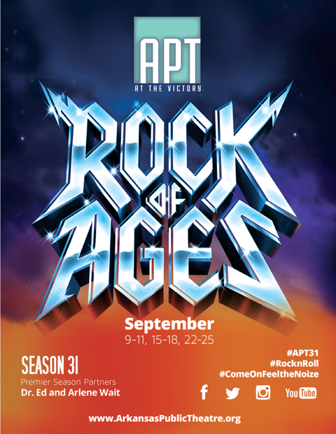 Season 31 | ROCK OF AGES