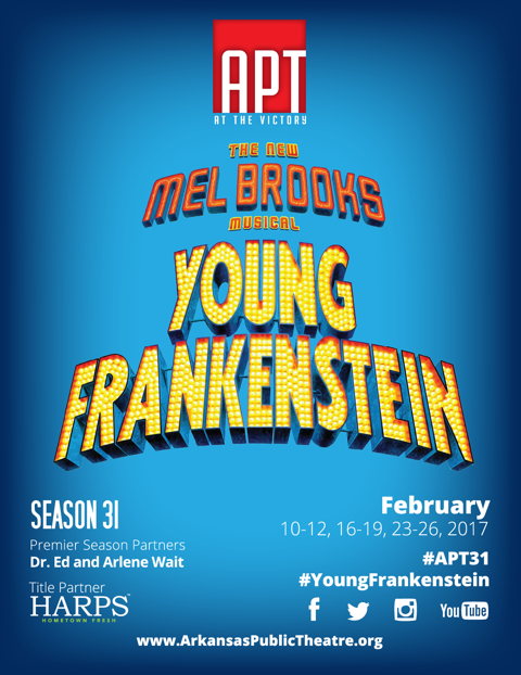 Season 31 | YOUNG FRANKENSTEIN
