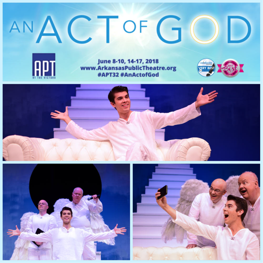 Season 32 | AN ACT OF GOD