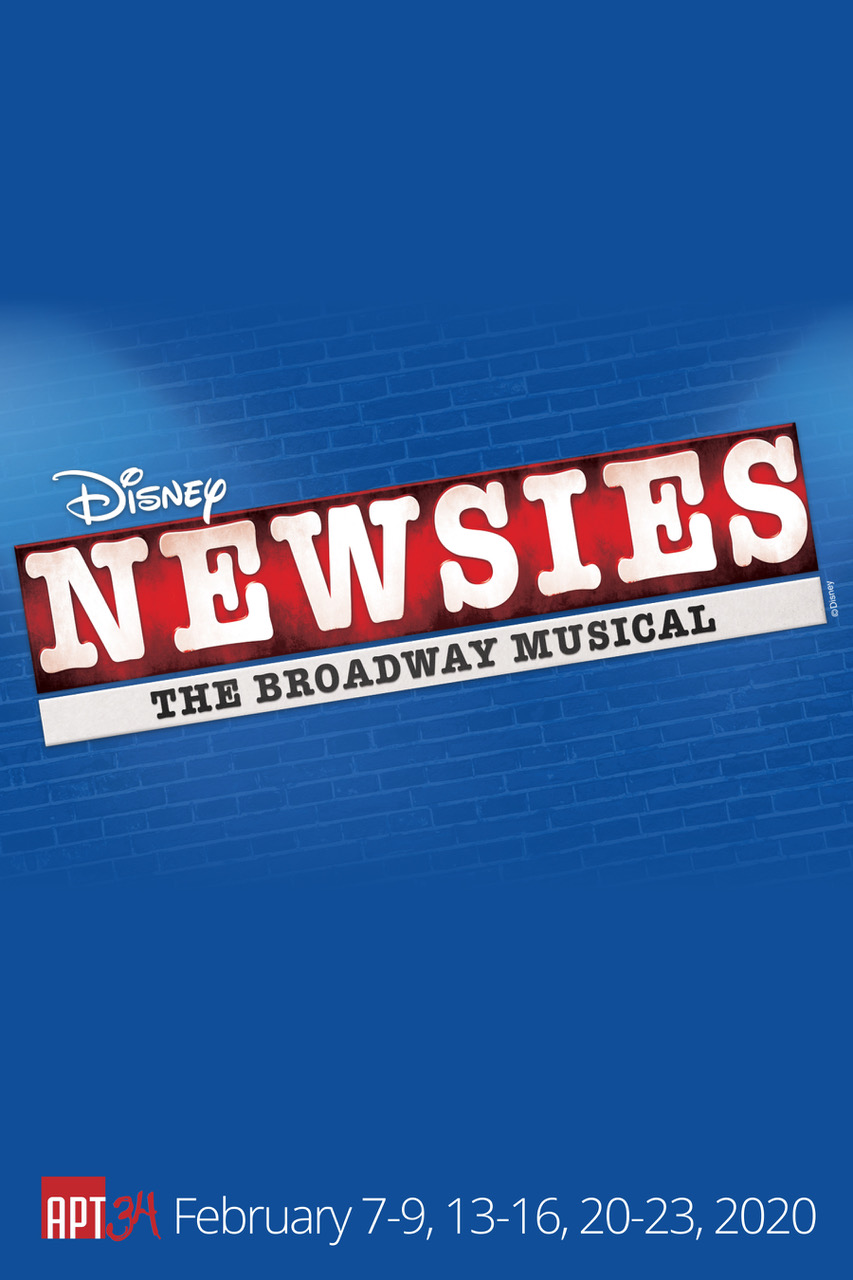 Newsies - It's time to carry the banner on your stage with Disney's Newsies! Set in turn-of-the century New York City, Newsies is the rousing tale of Jack Kelly, a charismatic newsboy and leader of a band of teenaged
