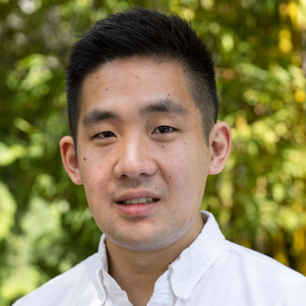 Abel Chiao   Associate Scientist