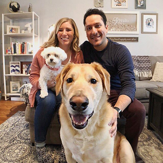 T H E  B L O G ⚡️Turns out these rookies are experts in the reno department! Catch a glimpse of Luis and Kassie's Westerville pad and how they decorated their space like a designer mag. Link in bio 👆🏻