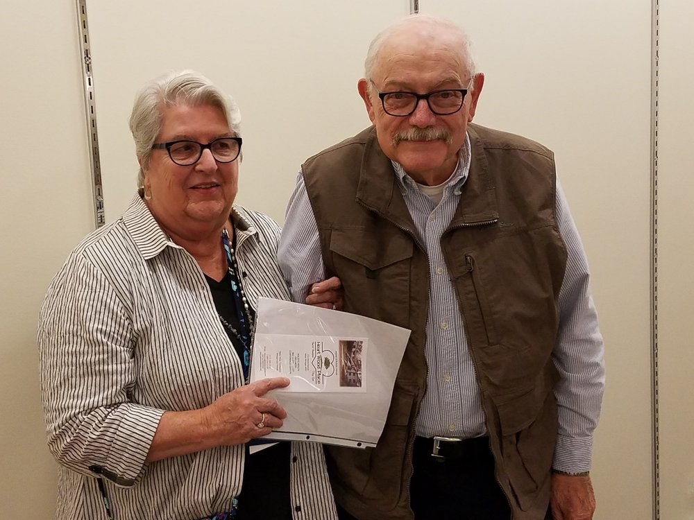 Congrats to our 2017 Grand Giveaway Grand Prize winners, John and Ginny Weeks!